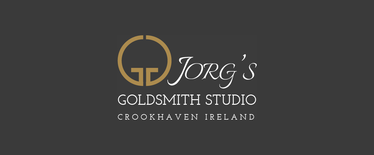 Logo design for Jorg's Goldsmith Studio