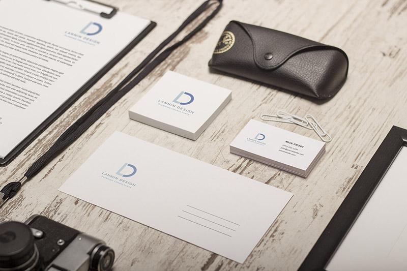Branding for Lanin design