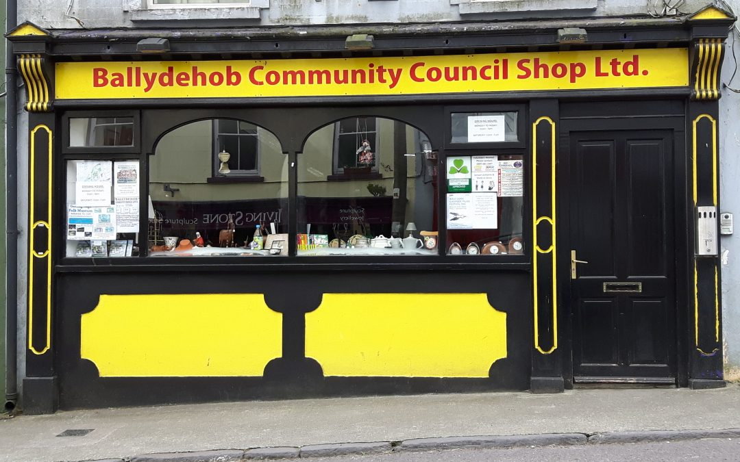 Community Council Shop