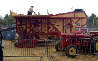 Threshing Fest